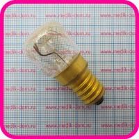 Лампа для духовых шкафов E14 GE OVEN 40W 230V 300°С