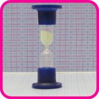 Часы песочные 2 мин