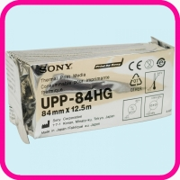 Бумага для УЗИ Sony UPP-84HG 84x12,5, глянцевая