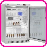 Холодильник фармацевтический ХФ-140-1 ПОЗИС (дверь - прозрачное стекло)