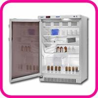 Холодильник фармацевтический ХФ-140-1 ПОЗИС (дверь - тонированное стекло)