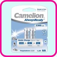 Аккумуляторы Camelion AA Ni-Mh NH-AA2300BP2, 2 шт