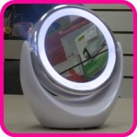 Зеркало Gezatone LM110 с подсветкой и 5-ти кратным увеличением