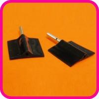 Электрод для электрофореза Флажок с контактом под пайку 2х2 силикон, многоразовый