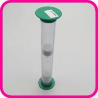 Часы песочные 15 мин в пластиковом корпусе