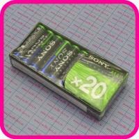 Батарейка Sony Ministilo Micro AAA LR03