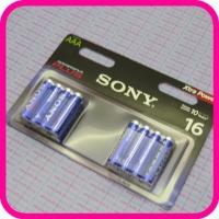 Батарейка Sony Stamina Plus AAA LR03