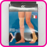 Бандаж на коленный сустав эластичный DO209