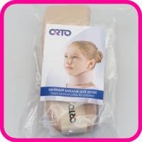 Бандаж шейный детский ORTO ШВД 5,5х36 см