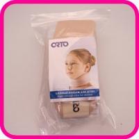 Бандаж шейный детский ORTO ШВД 6,5х36 см