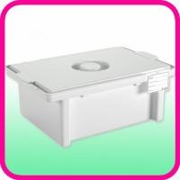 Емкость - контейнер для дезинфекции ЕДПО-10-02-2 с карманом