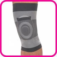 Бандаж на коленный сустав с силиконовым кольцом Т-8520 Тривес