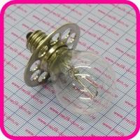 Лампа накаливания HOSOBUCHI OP-2366 6V 4,5A 27W P44s (не оригинал)