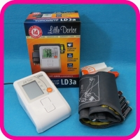 Тонометр автоматический Little Doctor LD-3A + адаптер + увеличенная манжета (25-36 см)