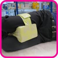 Подушка ортопедическая для ног Удобный сон