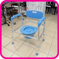 Кресло-туалет Ortonica TU 5 увеличенной ширины (55 см)