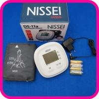 Тонометр автоматический Nissei DS-11a + универсальная манжета + адаптер