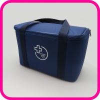 Сумка-холодильник медицинская с хладоэлементами и электронным индикатором, 4 л
