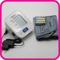 Тонометр автоматический Omron 711 + адаптер + стандартная манжета (22–32)