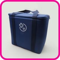 Сумка-холодильник медицинская с хладоэлементами и электронным индикатором, 8 л