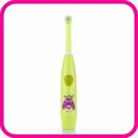 Электрическая зубная щетка CS-462-G CS Medica, детская, с монстром