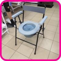 Кресло-туалет FS899 Армед складное, облегченное