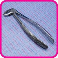 Щипцы для удаления резцов, клыков и премоляров нижней челюсти 500-13S №13S