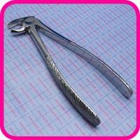 Щипцы для удаления молочных моляров нижней челюсти 500-22А (Щ-176) №22А