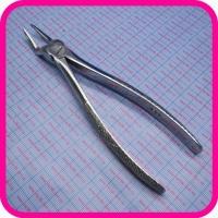 Щипцы для удаления корней зубов верхней челюсти, узкие губки 500-51А (Щ-182) №51А