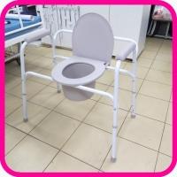 Кресло-туалет Ortonica TU 1 (24) увеличенной ширины (Китай)