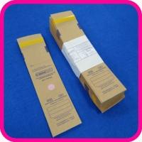 Крафт-пакет для стерилизации 50х170 самоклеящийся с индикатором (100 шт)