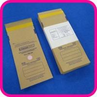 Крафт-пакет для стерилизации 75х150 самоклеящийся с индикатором (100 шт)