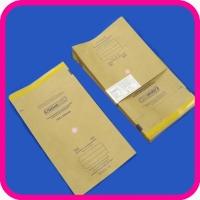 Крафт-пакет для стерилизации 100х200 самоклеящийся с индикатором (100 шт)