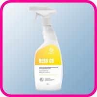 Дезинфицирующее средство Deso C9 для рук и поверхностей 0,6 л (бутылка с триггером)