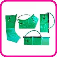 Комплект шин иммобилизационных пневматических детских КШд-5 (РПд, СПд, РД, СД , насос, упаковка)