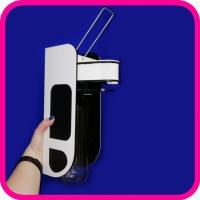 Дозатор для дезинфицирующего средства локтевой настенный V2