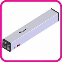 Облучатель-рециркулятор VIOLET 1, 1х15Вт без лампы