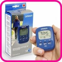 Шагомер электронный Omron HJ-325-EB Walking Style IV