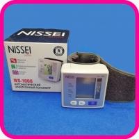 Тонометр автоматический на запястье Nissei WS-1000