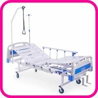 Кровать медицинская для лежачих больных Армед РС-105Б функциональная (УЦЕНКА)