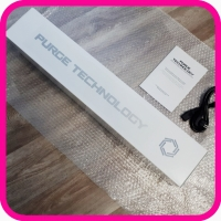 Облучатель-рециркулятор Purge Technology 001 Хоум (с лампами 1х15 Вт), настенный