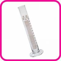 Цилиндр мерный 1-250-2 со стеклянным основанием