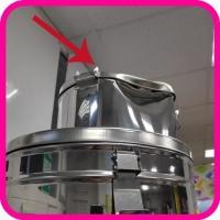 Коробка стерилизационная КФ-9 (УЦЕНКА)