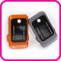 Пульсоксиметр Oximetr Bluetooth портативный на палец, бытовой