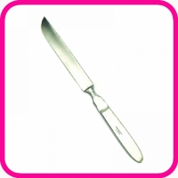 Нож ампутационный малый 250 мм J-15-053B (Surgicon) 9-210